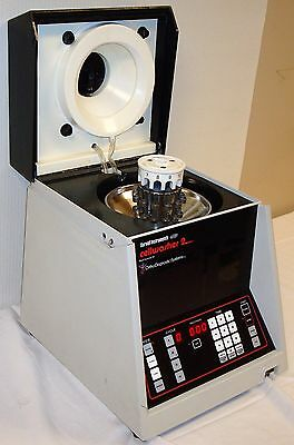 Sorvall Instruments Cellwasher 2 CW-2 Blood Cell Washer Centrifuge w/ Rotor