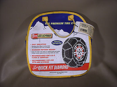 Les Schwab Tire Snow Chains 1545 S See Listing For Size Fit