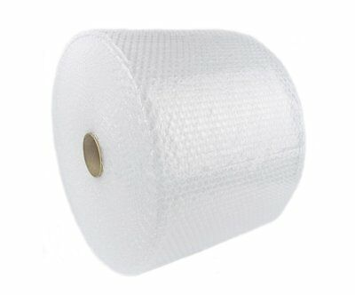 "1/2"" Large Bubbles Perforated 250 ft 1/2""x12"" Bubble Padding Wrap Roll Packaging"