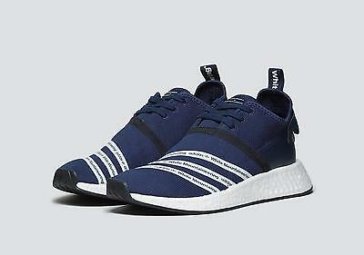 a51bdfbf43c9a Adidas x White Mountaineering NMD R2 PK Navy Size 10.5. BB3072. ultra boost