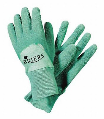 Thorn Proof Heavy Duty Gardening Gloves Safety Work Extra Grip Rubber, 1 Pair