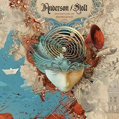 Anderson Stolt Invention Of Knowledge vinyl LP NEW sealed