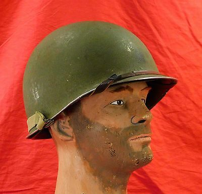 WW 2 / Korean War M-1 Helmet with General Star  Original