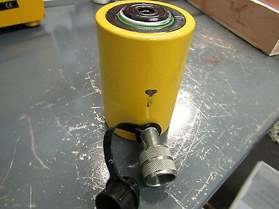 "USED 20 ton 2"" stroke Single Acting Hydraulic Cylinder 10000PSI Jack Ram YG-2050"