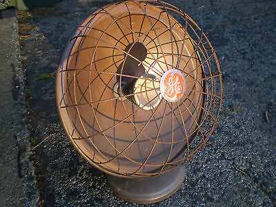Vintage GE Electric Reflective Heater