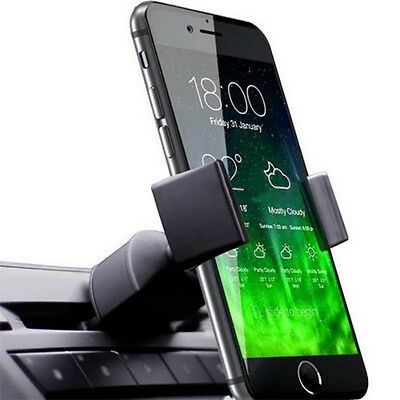 Universal Car CD Slot Phone Mount Holder Stand Cradle For iPhone Samsung Huawei