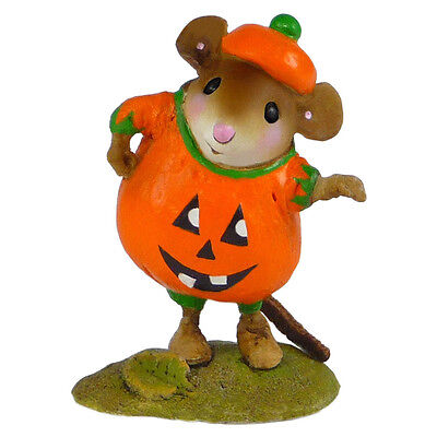 I'M A LITTLE TEAPOT by Wee Forest Folk, WFF# M-540 - Halloween Mouse 2015
