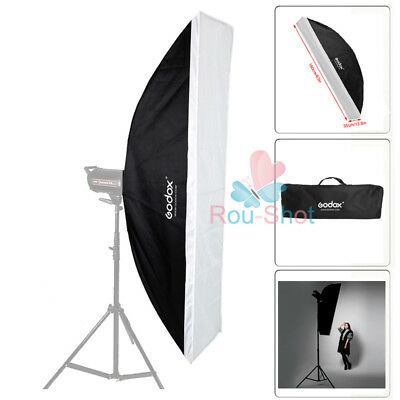Godox 35x160cm Rectangle Softbox Bowens Mount for Studio Strobe Light Flash【AU】