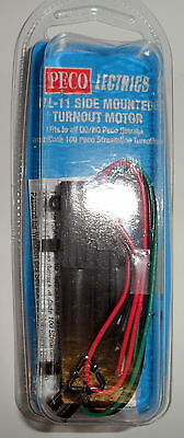 New Peco PL-11 Side Mounted Turnout Motor