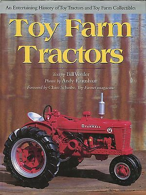 Toy Farm Tractors by Bill Vossler