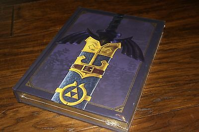 The LEGEND OF ZELDA: Art & Artifacts LIMITED EDITION Hardcover Book - NEW!