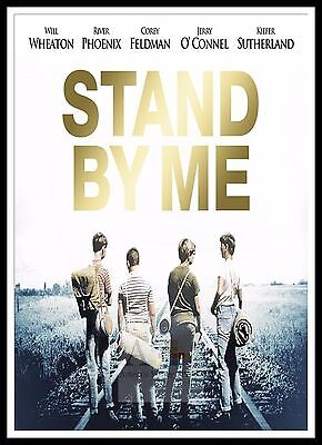 Stand By Me 2    Poster Greatest Movies Classic & Vintage Films