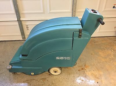 Tennant 2510 battery powered floor buffer