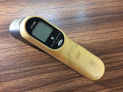 sixth sense infrared thermometer lt100