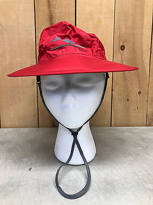 bad0d224f91 Outdoor Research Kid s Voyager Rain Hat - Hot Sauce - New - Free Ship