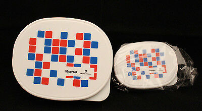 United Arrows Express Limited Plastic Japanese Lunch Box Containers Set of 2