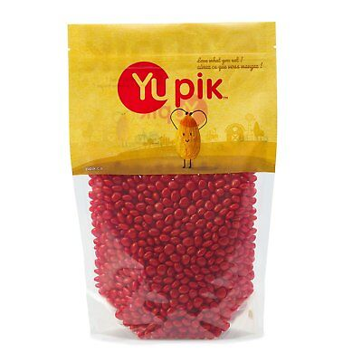 Cinnamon Hearts Hard Candy Delicious Red Small Low Calorie Fat Free Yupik 1Kg