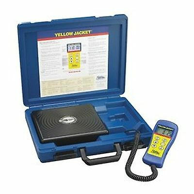 NEW Yellow Jacket 68802 refrigerant Digital Electronic Charging Scale 110 lb