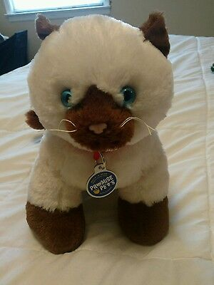 Build A Bear Promise Pets  Siamese Cat