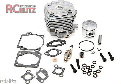 26Ccm Tuning Big Bore Kit 4 Loch Buggy Zenoah Cy (Bj236)