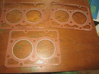 Oliver tractor White 2-150 BRAND NEW (3) head gaskets NOS