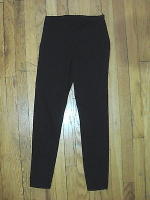 DIVIDED BY H&M BLACK PANTS Super Skinny High Waist Size 4 Stretch Casual Dress
