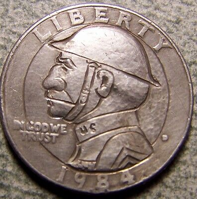 """Hobo Nickel, Engraved, Carved ,Scrimshaw,Coin Art, """" Answered the Call ..."""""""