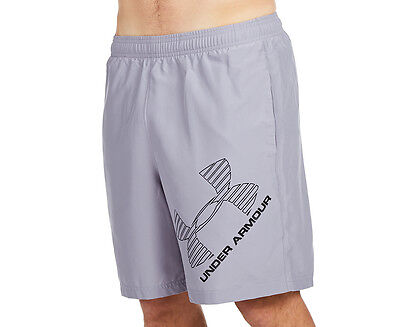 Under Armour Men's Graphic Woven Short - Grey