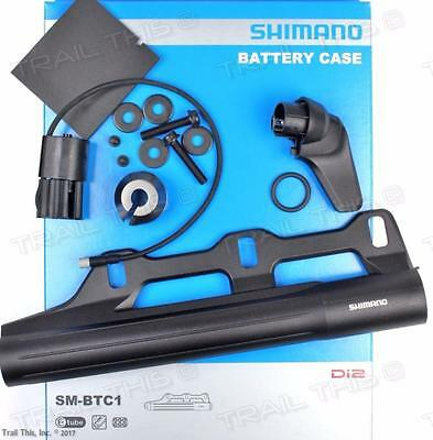 Shimano SM-BTC1 Di2 Battery Holder Case E-tube Bottle Cage Mount for SM-BTR2