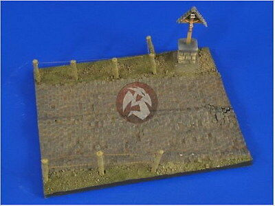 Verlinden 1/35 VP 2477 Country road piece as a diorama base