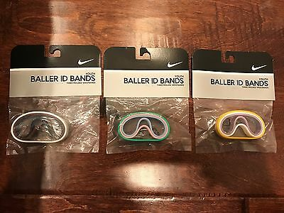 NIKE BALLER ID BANDS Packs Youth Band Multi Color
