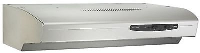 Broan QS130SSN Under-Cabinet Hood Stainless Steel 30-Inch