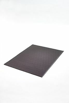 Supermats 23GS Solid Heavy Duty P.V.C. Mat for Home Gyms Weightlifting Equipm...