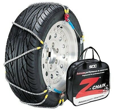 Security Chain Company Z-555 Z-Chain Extreme Performance Cable Tire Traction ...