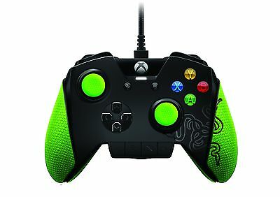 Razer Wildcat - eSports Customizable Premium Controller for Xbox One and Wind...
