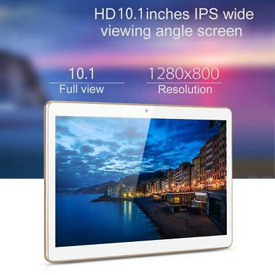 2017 10.1'' 3G 32GB 2SIM Call Phone Android Octa Core Tablet PC IPS 3plug NEW(