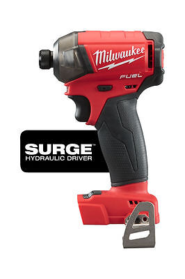 Milwaukee - 18V Fuel 2Brushless Surge Impact Driver - M18Fqid-0 - Body Only