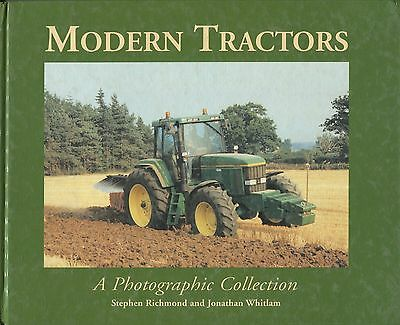 Modern Tractors: A Photographic Collection by Richmond & Whitlam