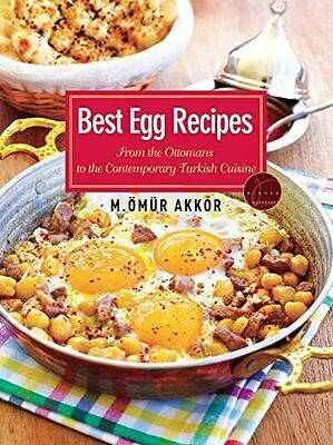 Best Egg Recipes by Omur Akkor Paperback Book New