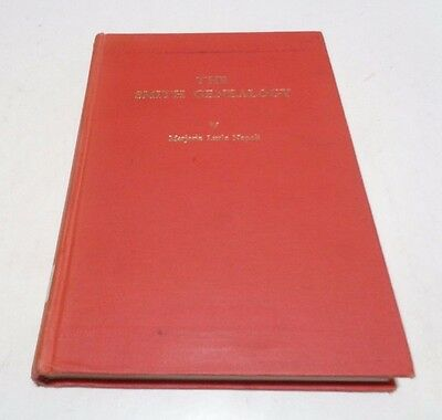 THE SMITH GENEALOGY HC/1974 Signed by Marjorie Little Napoli History Books - O