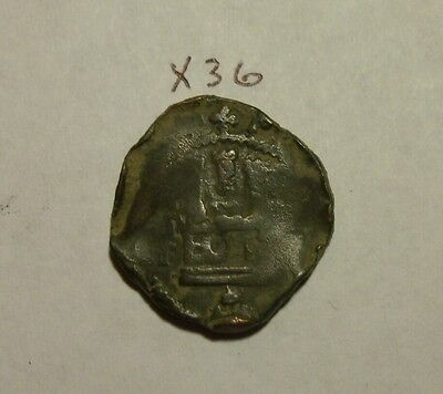 Old pirate coin. (X36)
