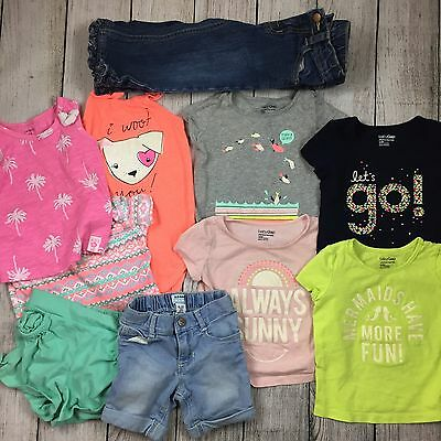 Baby Gap, Carter's, Old Navy Spring Summer Clothes Lot Size 18-24months