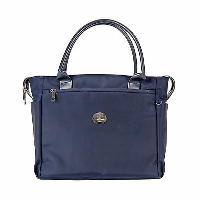 Delsey Luggage Montmartre+ Journee Women's Laptop Travel Tote Navy One Size