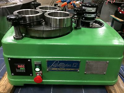 Lapmaster 12 Lapping And Polishing Machine