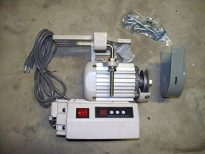 Industrial Sewing  Machine  Servo Motor,550W