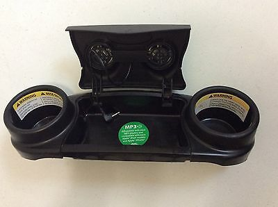 Replacement PARENT TRAY w/SPEAKERS 4 Baby Trend Expedition ELX Jogger Stroller