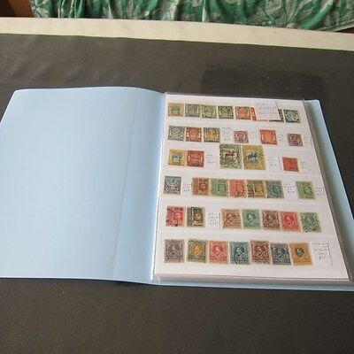 Thailand mint and used collection ( details Pictures in description) Cat.$1,165