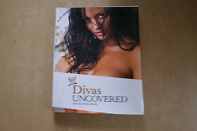 WWE Book: Divas Uncovered