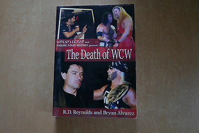 WWE Book: The Death of WCW