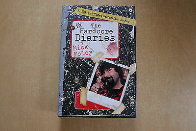 WWE Book: Mick Foley Hardcore Diaries